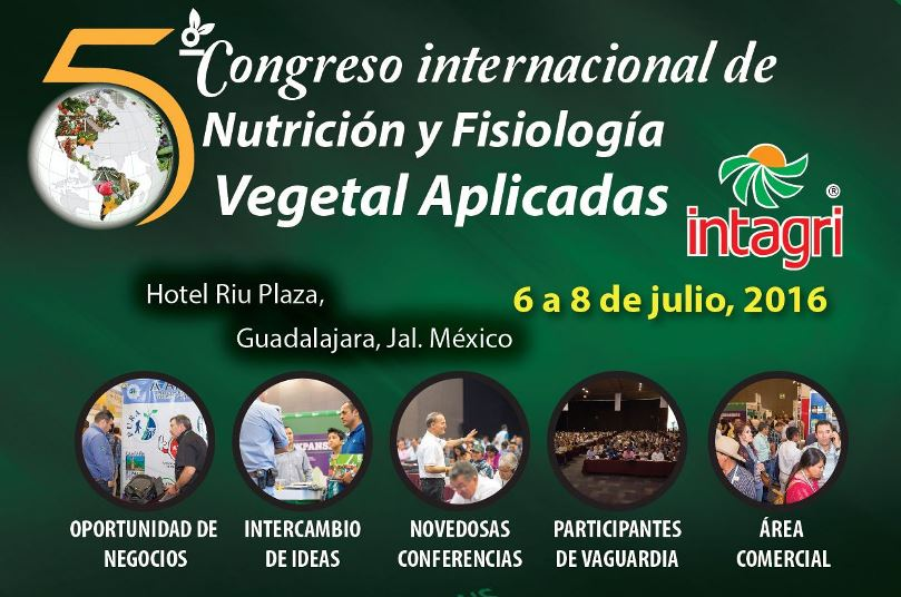 5th International Congress of Applied Nutrition and Plant Physiology