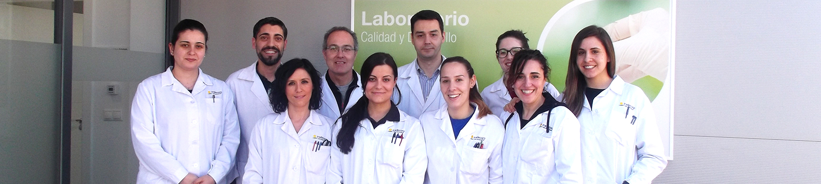 We spoke with Jorge Barbero on the remodeling and expansion of the laboratory