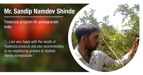 Testimonial Mr. Sandip Namdev Shinde