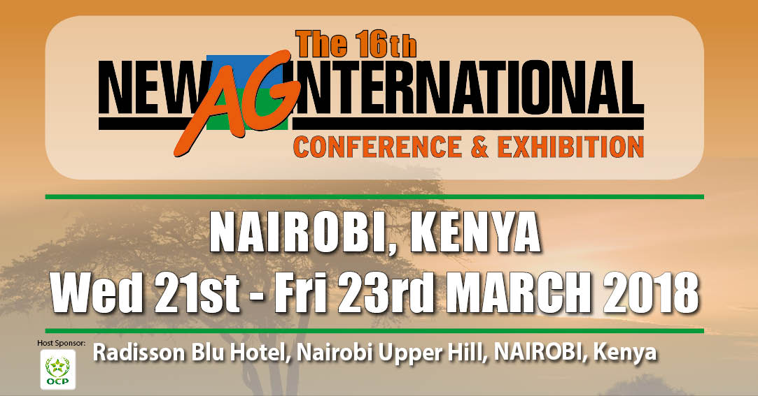 New AG International Kenya