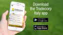 Tradecorp Italy app