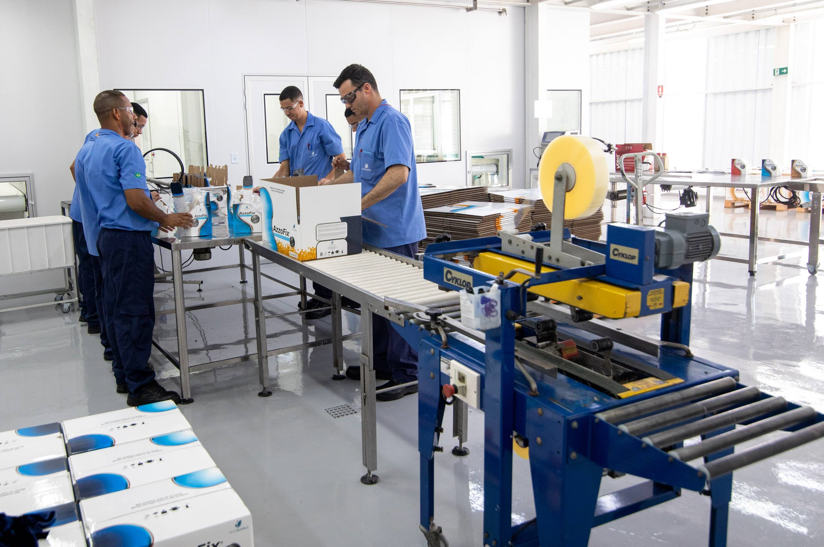 Microquimica factory