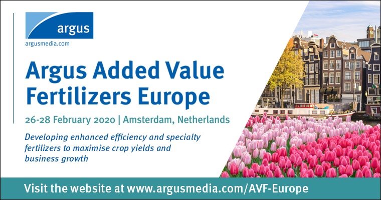 Argus Added Value Fertilizers Europe 2020