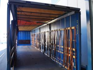 Loading dock. Albacete factory