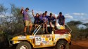 Tradecorp participates in the Rhino Charge, the fundraising event for the conservation of Kenya's Aberdare Ecosystem
