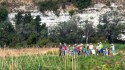 Tradecorp team attends a workshop on organic agriculture in its Different and Responsible Day