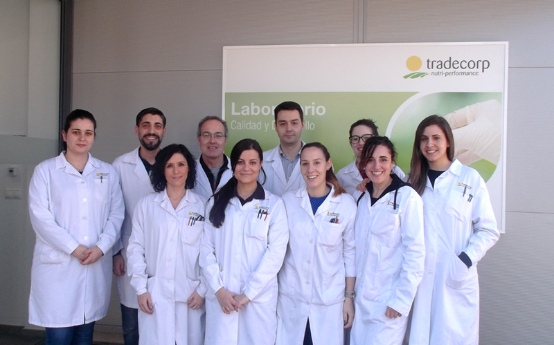 The team: Lidia López, Jorge Barbero, Justo Pérez, Alberto Presa, Esther Medrano, Rosa Ejido, Mª José Oviedo, Silvia Barbera, Pilar Sáez y Marisa Martínez