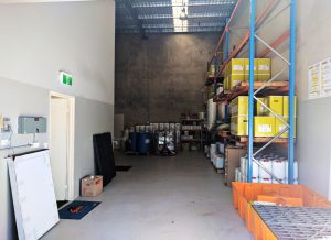 Tradecorp Australia - Warehouse Brisbane