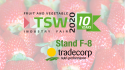 Tradecorp will exhibit at TSW fair 2020!