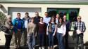 Especialistas franceses y polacos se reúnen para intercambiar experiencias sobre el uso de Tradecorp AZ Bentley en invernadero