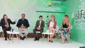 Expertos comparten sus conocimientos sobre innovación en productos agrícolas como parte de la sostenibilidad
